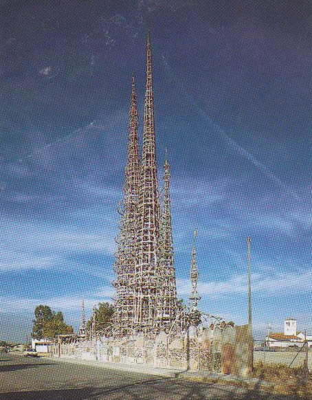 brochure photo watts towers