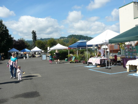 scappoose farmers' market