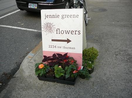Jenny Greene a-board