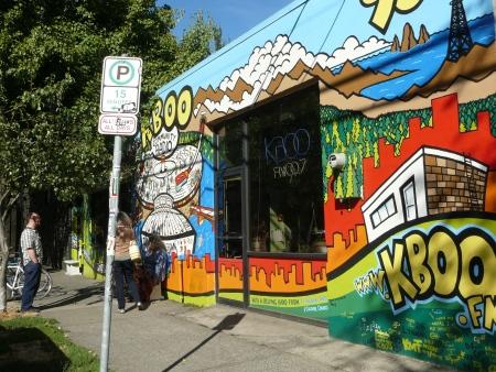 KBOO mural