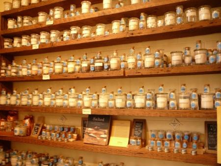 wall of salt