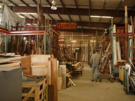 lumber, etc.