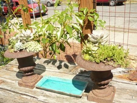 tabletop urns