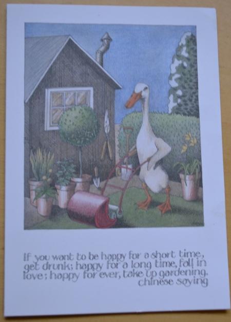 gardening sentiments