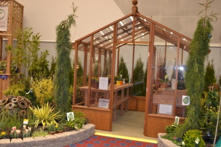 outer display with greenhouse