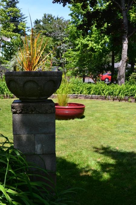 Viscaya round garden