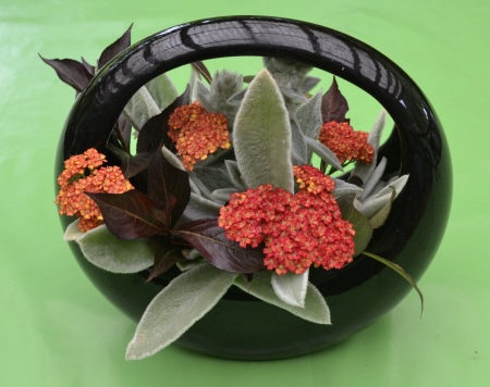 bouquet, front